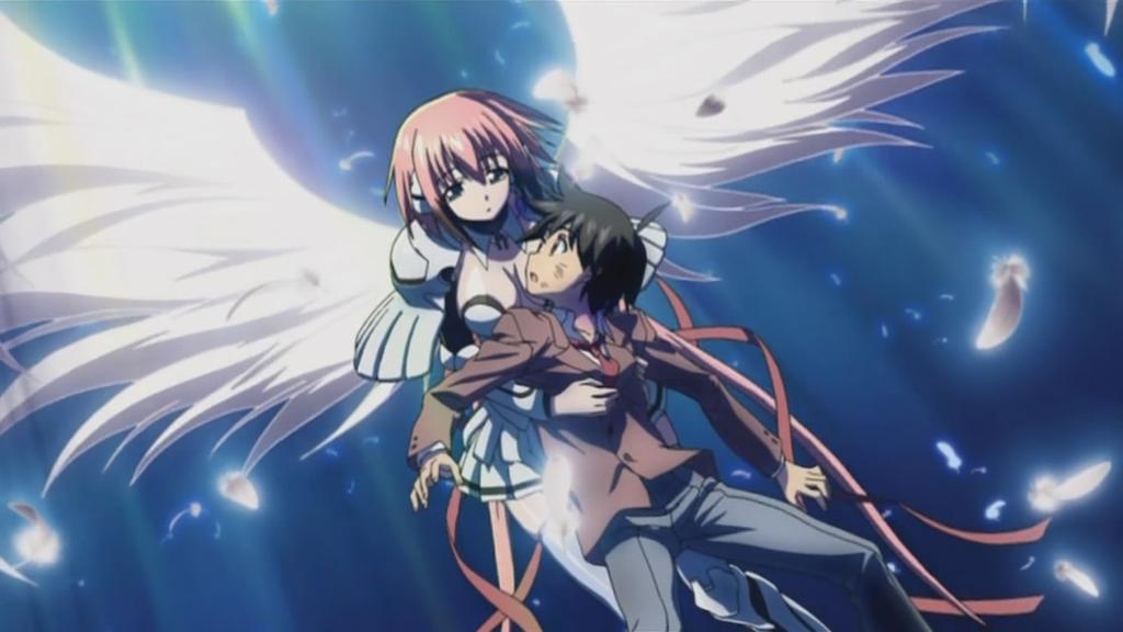 Angel by Darth-Drago