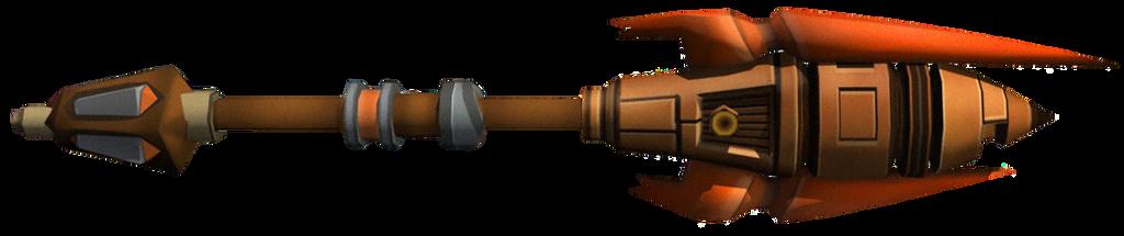 Gunstaff by Darth-Drago