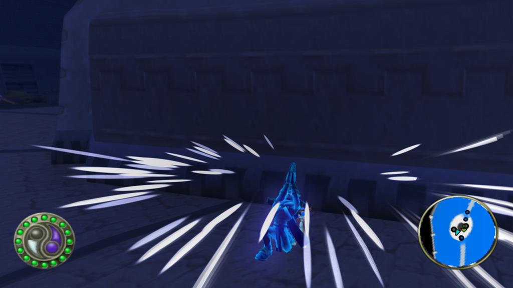 Light Jak using Flash Freeze by Darth-Drago