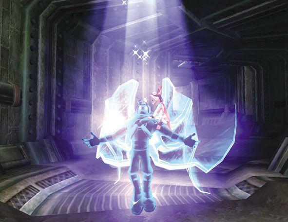 Light Jak using Light Regeneration by Darth-Drago
