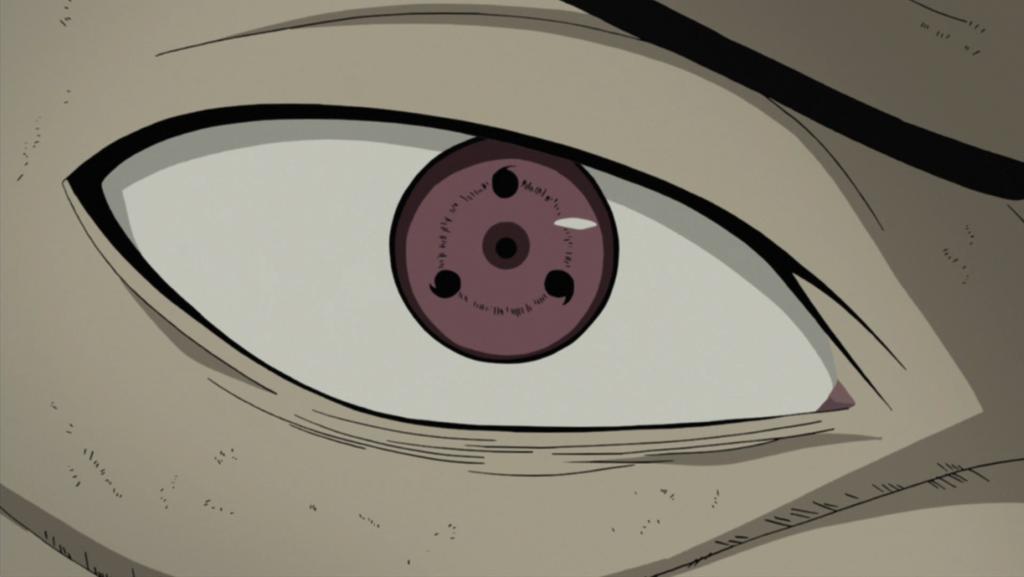 Obito's Sharingan by Darth-Drago