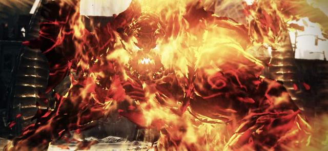 Chaos Form by Darth-Drago