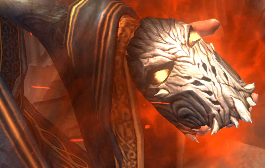 Mask of shadows by Darth-Drago