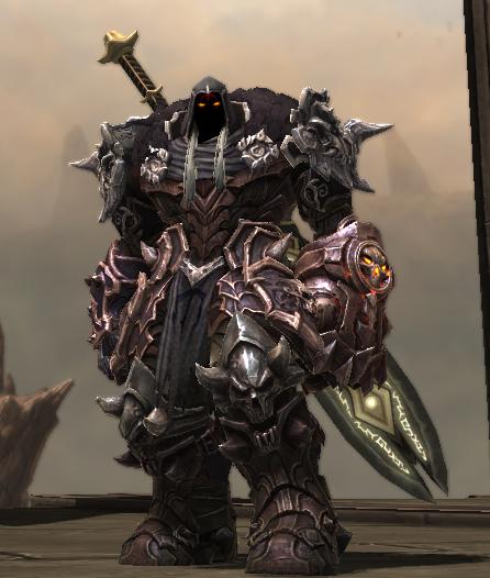 War Abyssal Armor by Darth-Drago