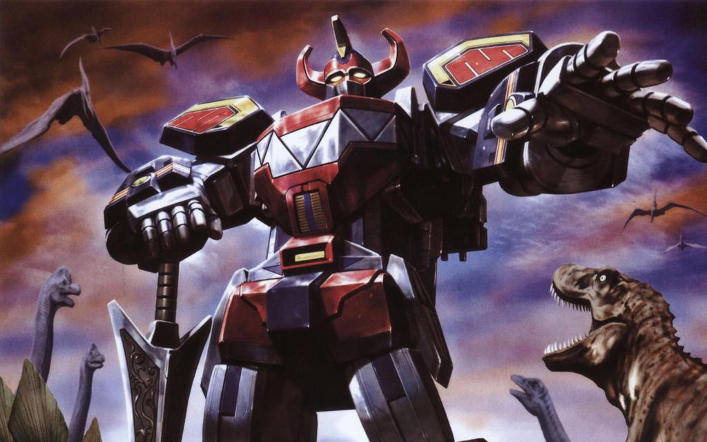 Megazord by Darth-Drago