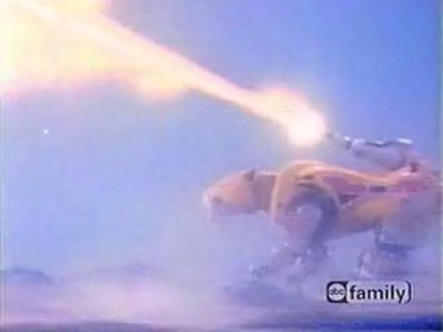 Sabretooth Cannon MMPR by Darth-Drago