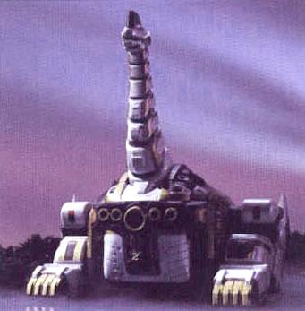 MMPR Titanus by Darth-Drago
