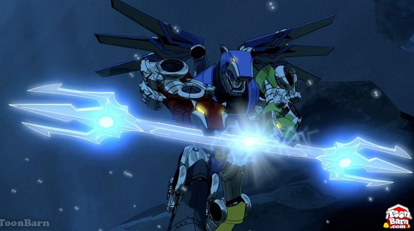 Form Together To Make Voltron On Death Battle! By Darth