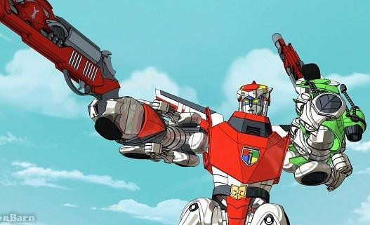 440051-redheaded Voltron With Blazing Guns Super by Darth-Drago