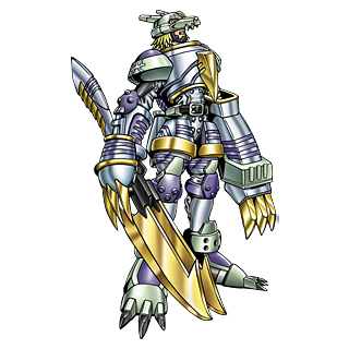 BeoWolfmon b by Darth-Drago