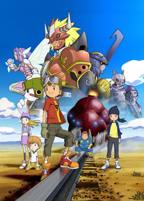 Digimon Frontier by Darth-Drago