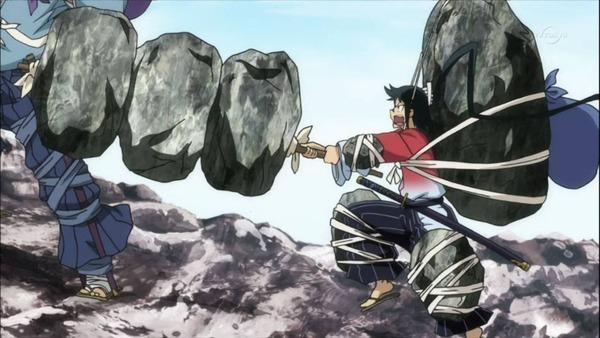 Jinbei training by Darth-Drago
