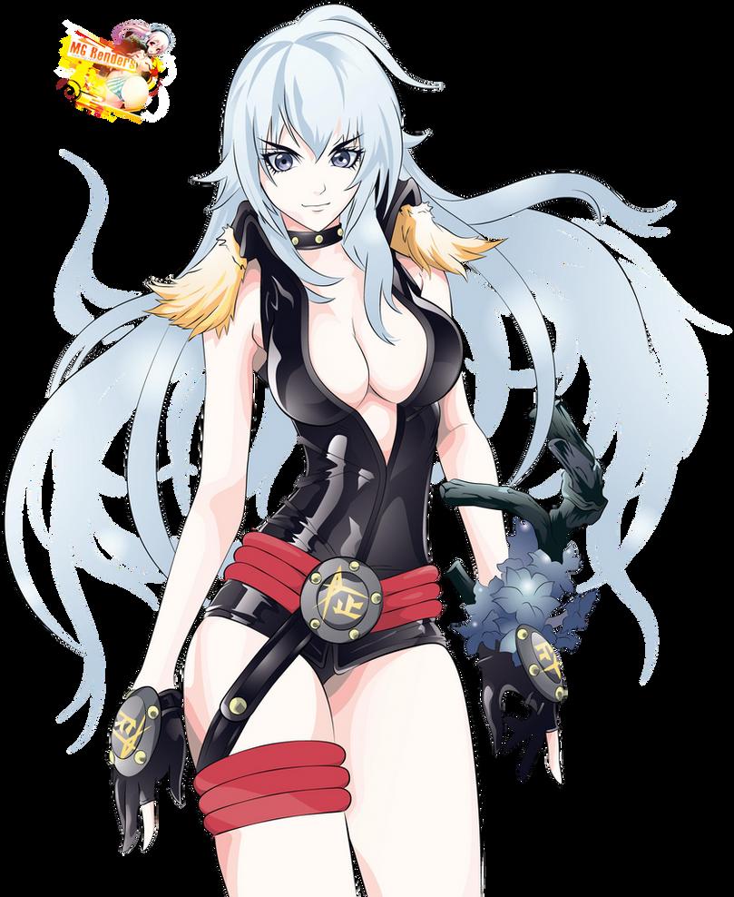 Kurohime Picture by Darth-Drago