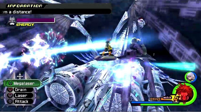 Beam Attack by Darth-Drago