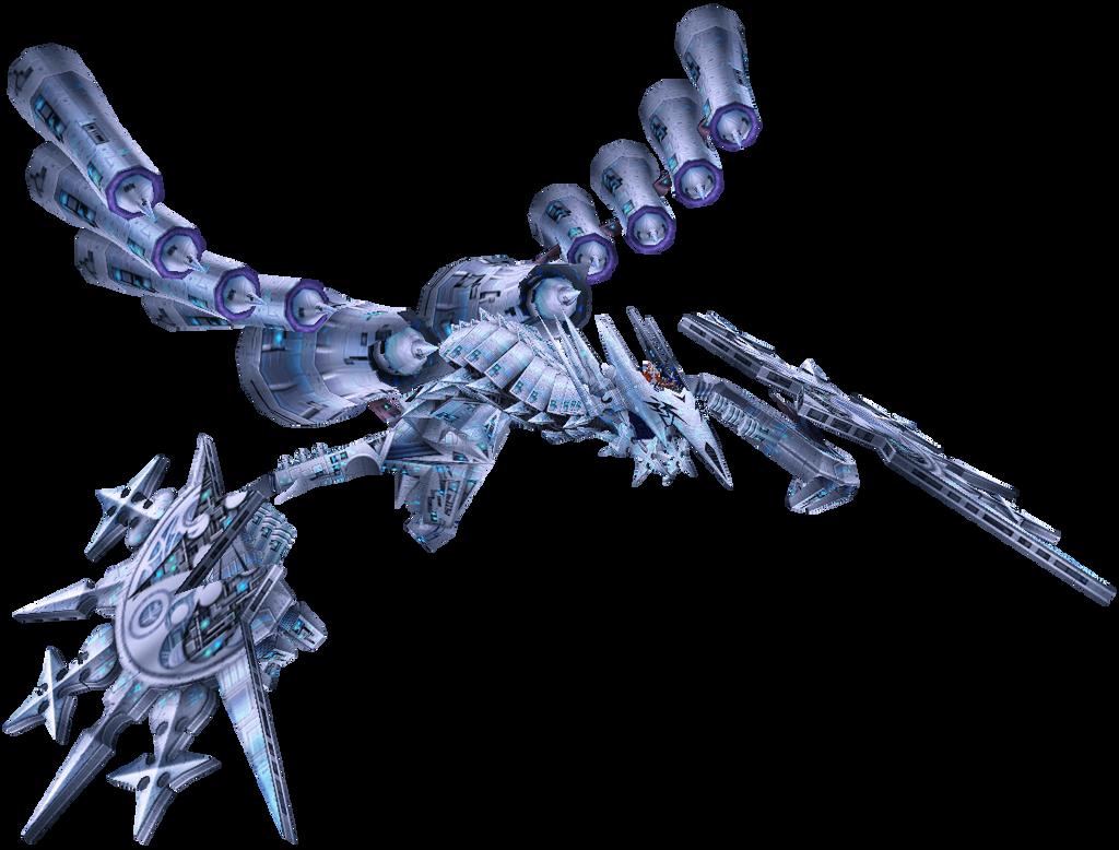 Xemnas (Dragon) 3rd Fight KHII by Darth-Drago
