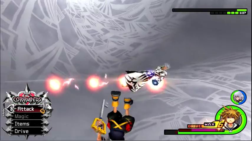 Circle Attack by Darth-Drago