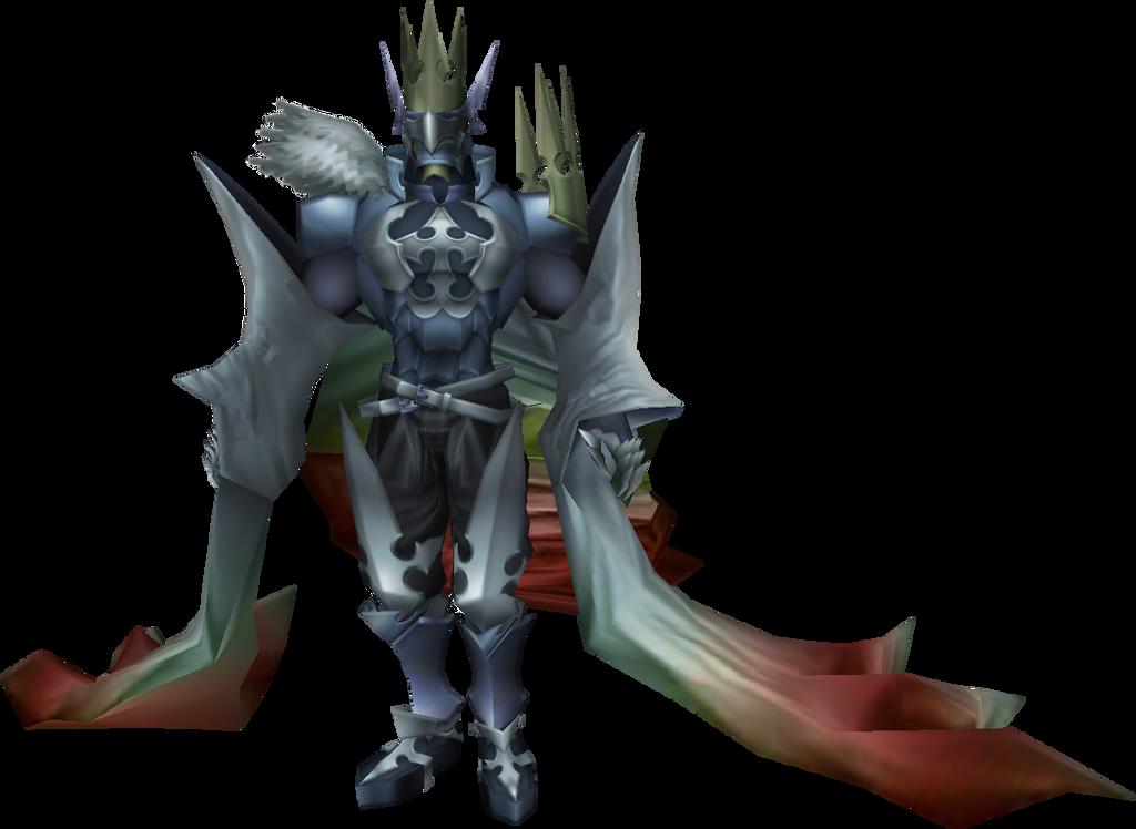 Xemnas (Armored Controller) KHII by Darth-Drago