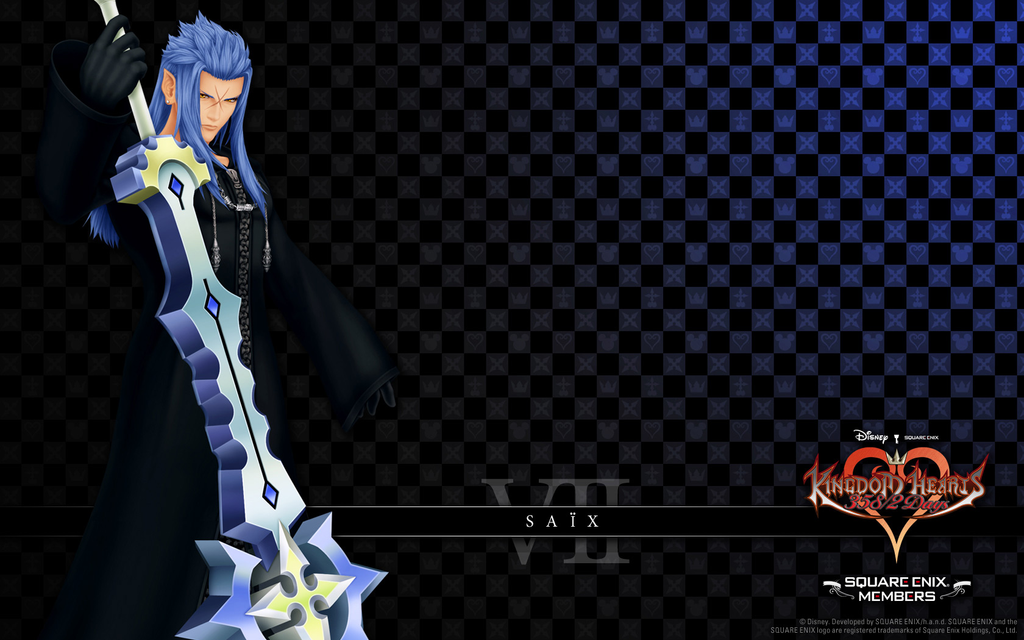 Saix Promotional Artwork KHD by Darth-Drago