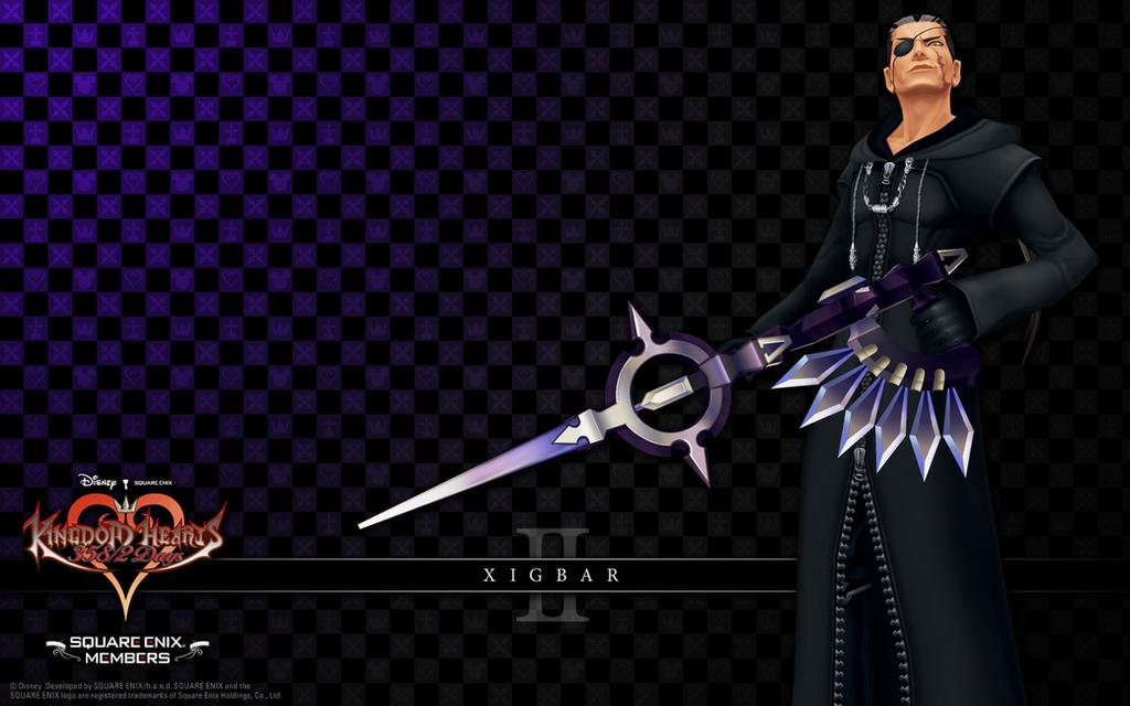 Kingdom Hearts 358-2 Days (Organization 13- Member by Darth-Drago