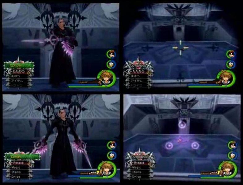 Xigbar's Arrowgun Comparison KHIIFM by Darth-Drago