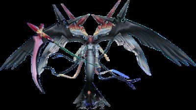 Marluxia (Third Form) KHRECOM by Darth-Drago