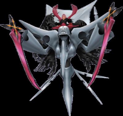 Marluxia (Second Form) KHRECOM by Darth-Drago