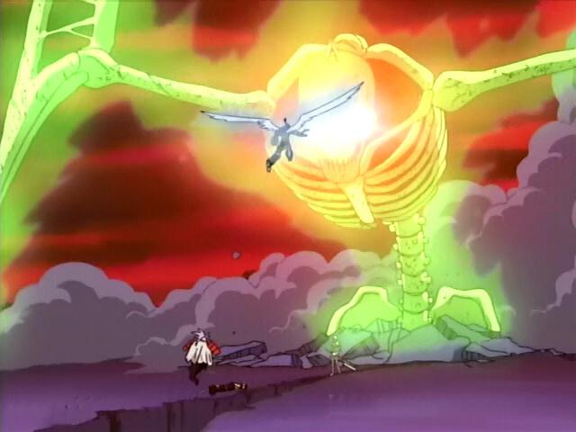 Faust Final attack by Darth-Drago
