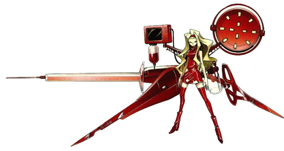O.S. Eliza by Darth-Drago