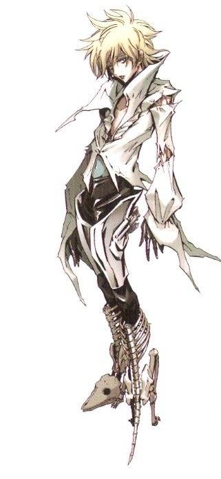 Faust VIII Battle Uniform by Darth-Drago