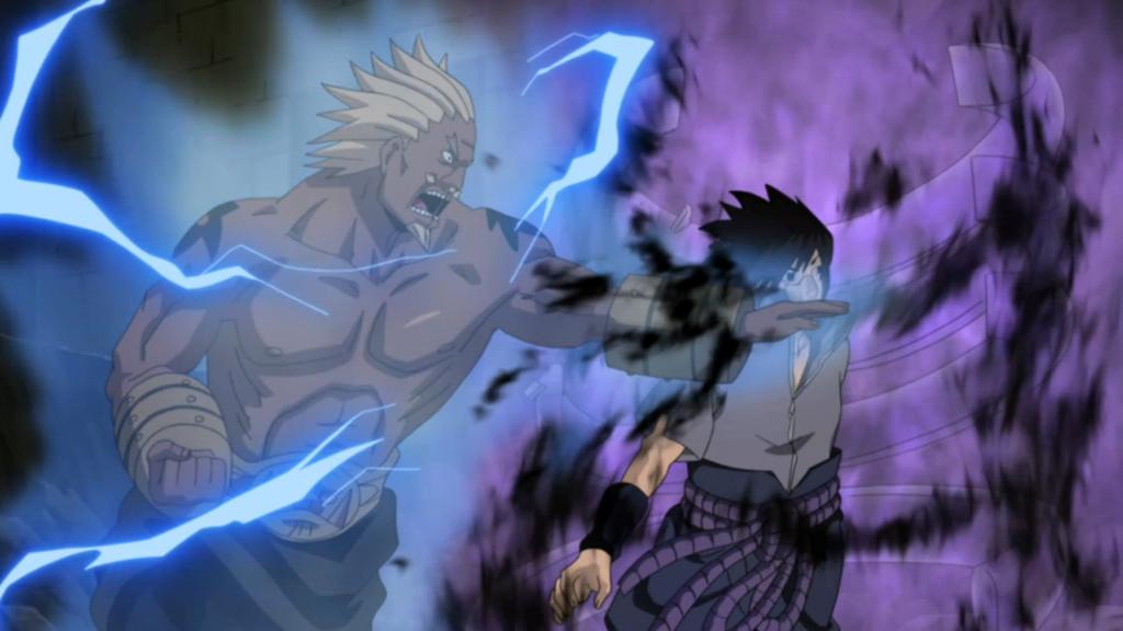 Lightning Oppression Horizontal by Darth-Drago