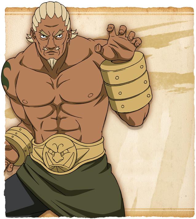Naruto-Generations-Art-Raikage by Darth-Drago