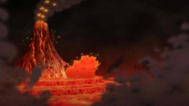 Kaguya's Lava Dimension by Darth-Drago