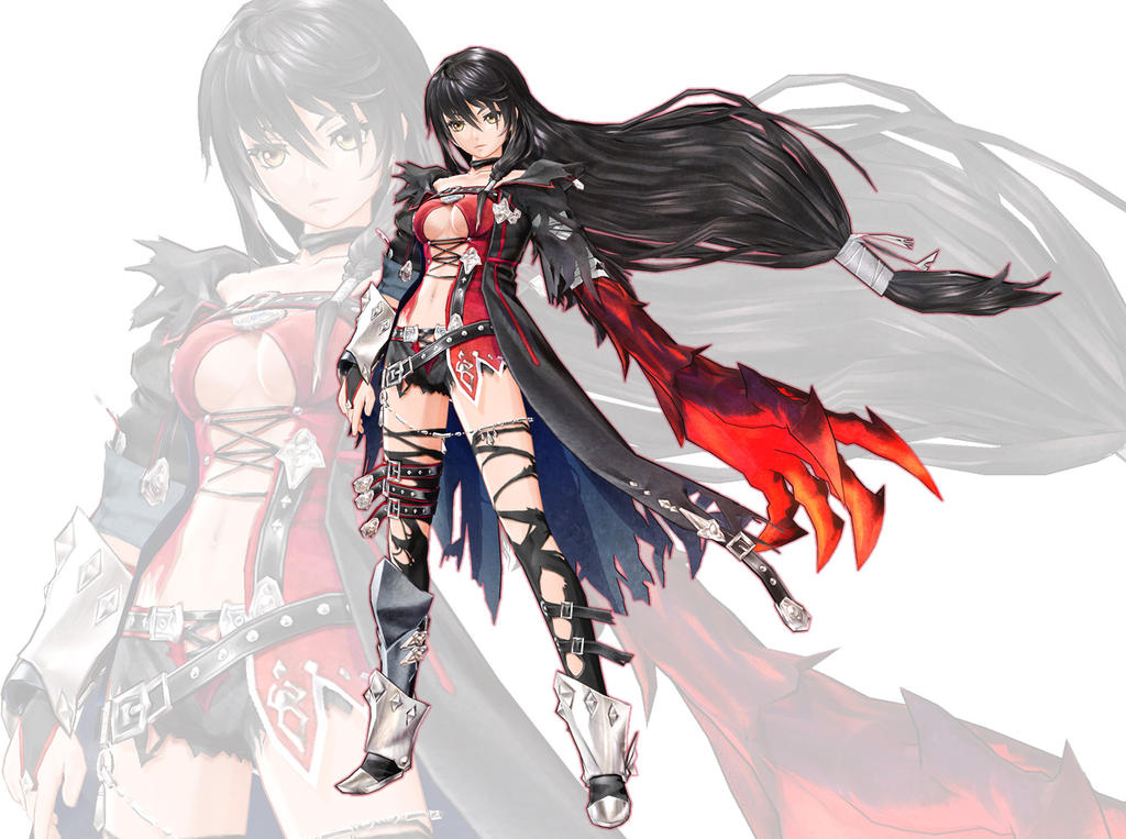 Velvet Crowe Black Swimwear