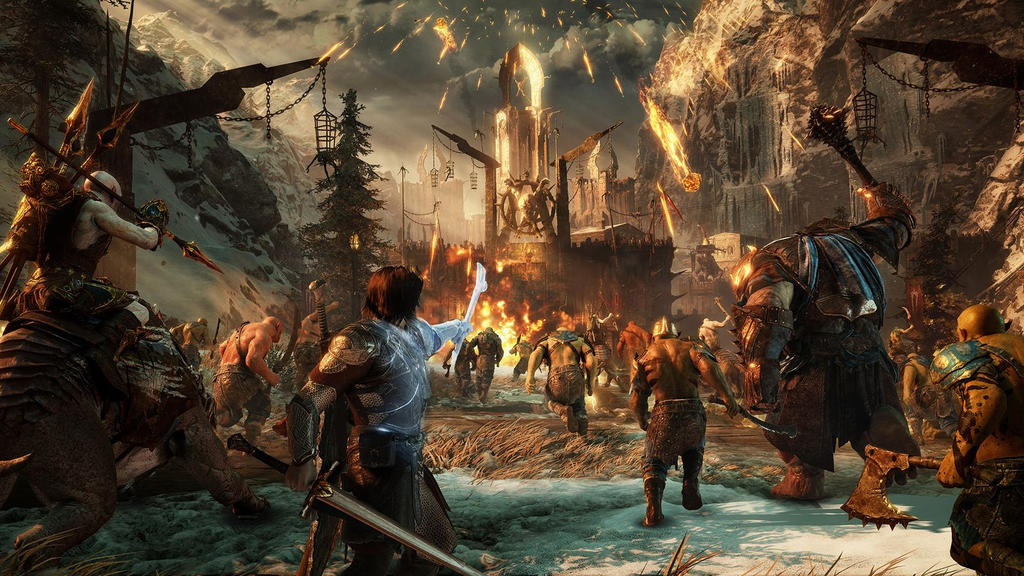 Middle Earth Shadow Of War Screen1 0 by Darth-Drago