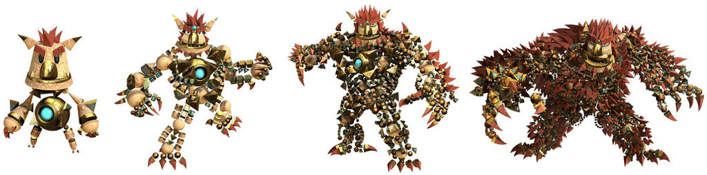 Different Knacks by Darth-Drago