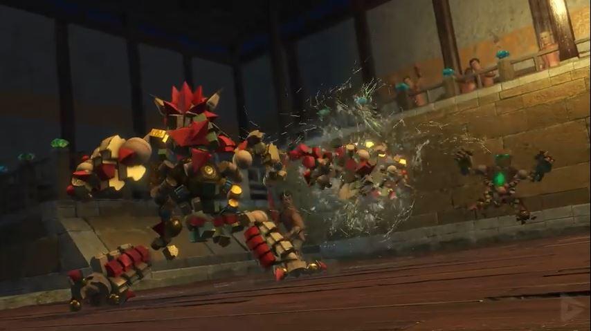 HeavyPunch by Darth-Drago
