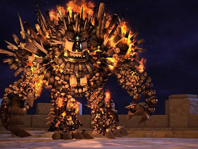 Fire Knack by Darth-Drago