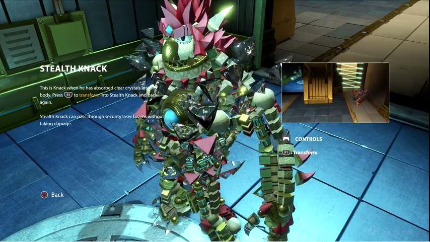 Stealth Knack by Darth-Drago