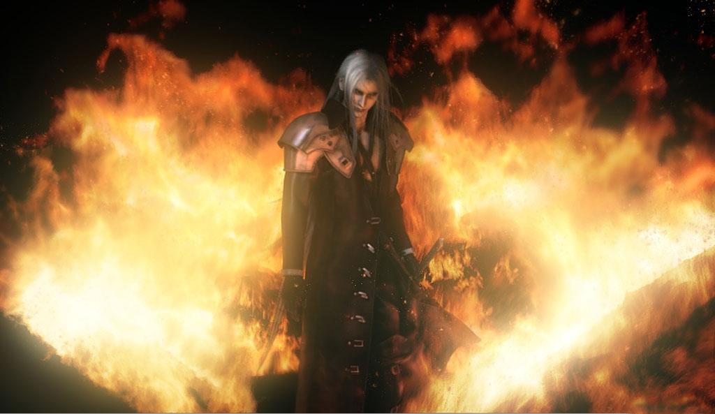 Sephiroth by Darth-Drago