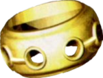FF7 Gold armlet by Darth-Drago
