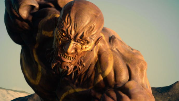 Final-fantasy-15-titan-adamantoise-fight-689x389 by Darth-Drago