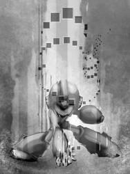 Megaman Teleport WIP by fiztart