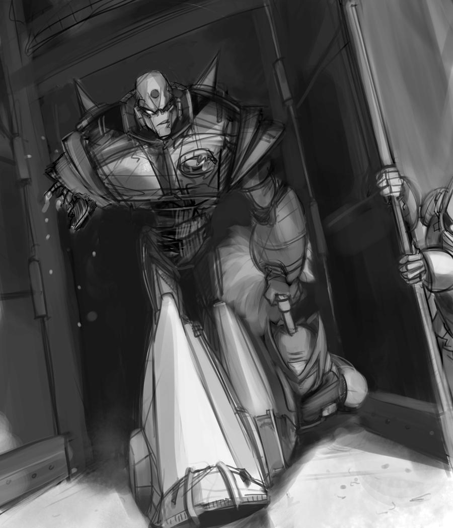 Commander Sigma by fiztart