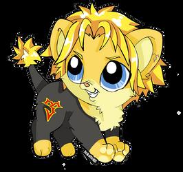 Tidus Lion Chibi