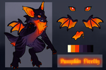 Pumpkin Firefly Bat [CLOSED]
