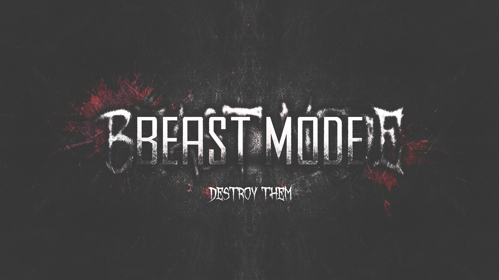 beast mode by drago by ravuen customization wallpaper abstract 2013
