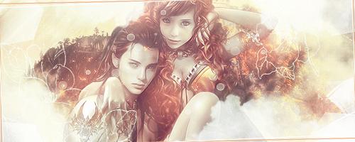[SIGN] Beautiful couple by Mesuu