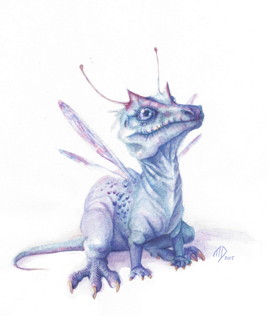 Young Fairy Dragon
