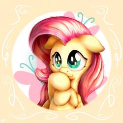 Cute as a Button by Bobdude0