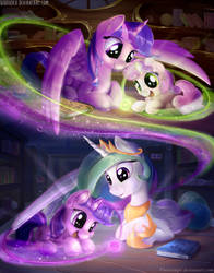 Timeless Lessons by Bobdude0